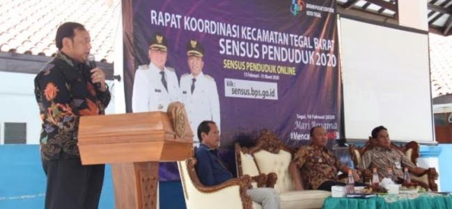 Wali Kota Kembali Ajak Sukseskan SP2020
