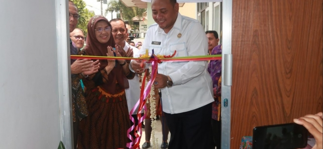 Alumni SLB Kota Tegal Buka Kantin