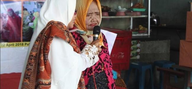 Hari Kartini, Pedagang Asongan di Kota Tegal Ikuti Kartini Award 2