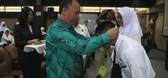 Jumadi : PNS Kota Tegal Harus Jujur, Melek Teknologi dan Tidak 'Klempar Klemper'