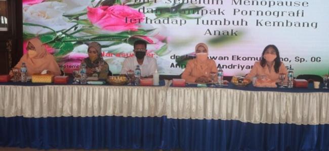 Dharma Wanita Gelar Workshop Kesehatan