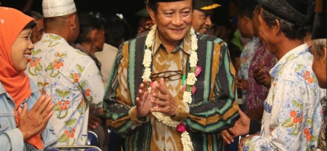 Warga Kelurahan Bandung Dukung Program Pemerintah