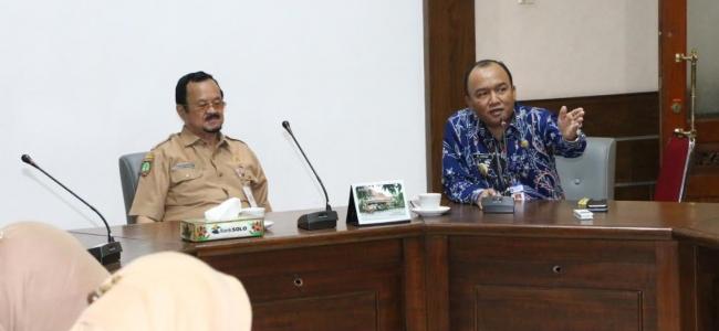 Studi banding e-tax Pemkot Surakarta