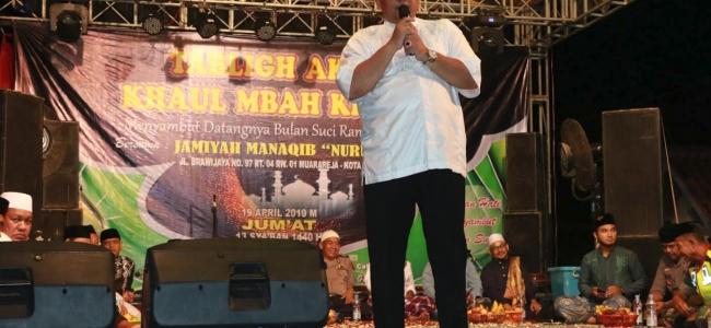 Khaul Mbah Keramat Muarareja