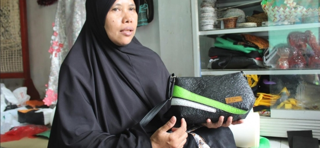 Nur Laelatul Aqifah Dikunjungi Tim Verifikasi Penghargaan Kalpataru