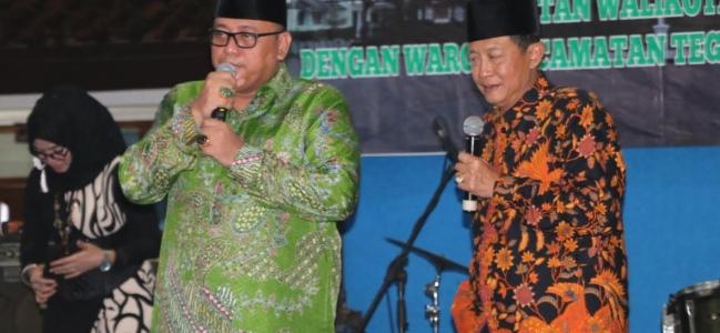 "Jelang Purna Tugas, Walikota ""Pamit"" Ke Warga Tegal Barat"