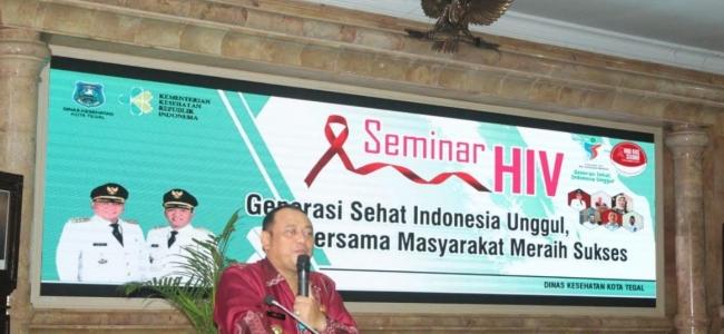 Kota Tegal Siap Dengan Target Zero HIV/AIDS 2030