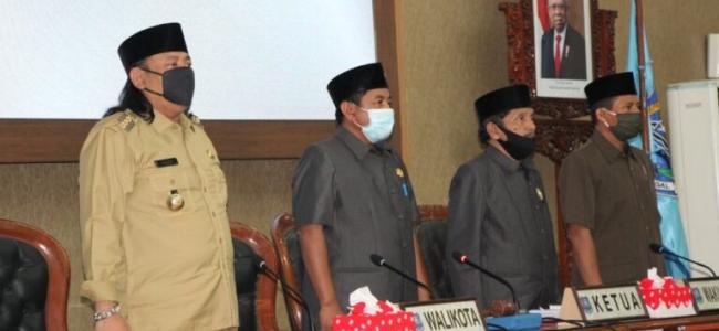 Fraksi DPRD Kota Tegal Setuju Raperda Dibahas