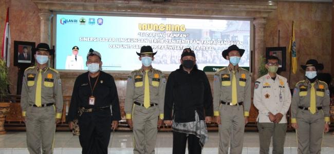 Mantap, Kota Tegal Punya Unit Satpol PP Pariwisata Untuk Komitmen