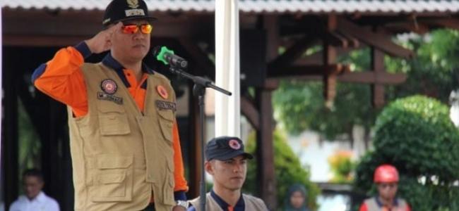BPBD Kota Tegal Gelar Apel Siaga Darurat Bencana
