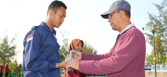 World Cleanup Day, 750 KG Sampah PAI Di Sikat Habis