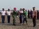 Dispotmar Mabesal Bersama Lanal Tegal Gelorakan Bersih Pantai