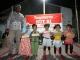 Bangkitkan Semangat Nasionalisme Warga Jl. Sangir di HUT Ke-74 RI