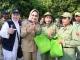 PMI Kota Tegal Salurkan Bantuan Paket Sembako ke 975 Anggota Linmas