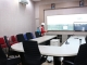 Command Room Diskominfo Kota Tegal Disemprot Disinfektan
