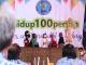 Menempati Kantor Baru, BNN Kampanyekan Hidup 100 Persen