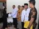 Walikota Serahkan Santuan kepada Ahli Waris Alm. Ikosa