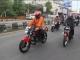 Gunakan Motor, Walikota Tegal Pimpin Sidak Kehadiran ASN